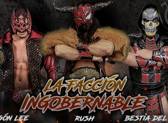 RUSH, Dragon Lee, Bestia Del Ring Re-Sign With ROH