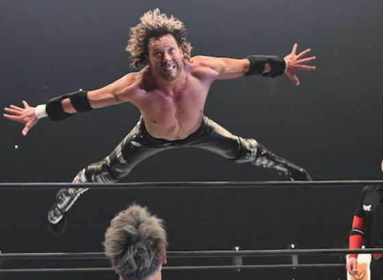 Kenny Omega Jokes About WWE Hall Of Fame 'Snub'