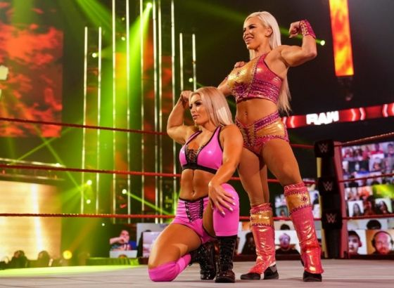 Dana Brooke Joins WWE Raw