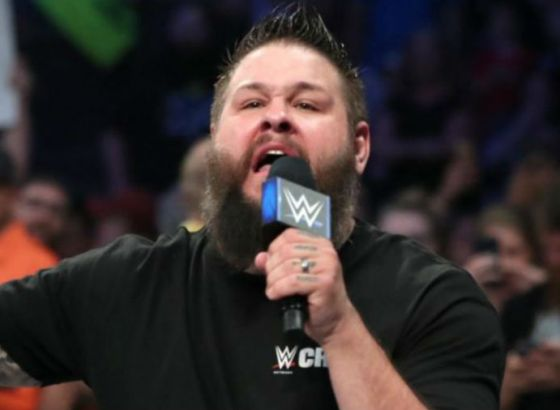 Kevin Owens Says He Went To Vince McMahon About Company Mask Policy