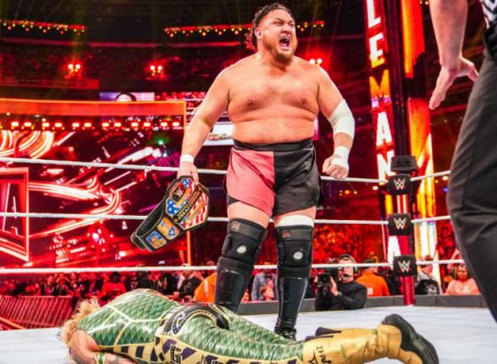 Report: Triple H Was Unhappy With Samoa Joe's WWE Release
