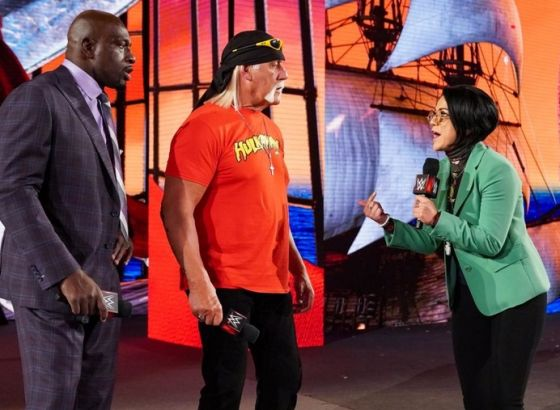 Bayley's WWE WrestleMania 37 Appearance Was A Last-Minute Addition