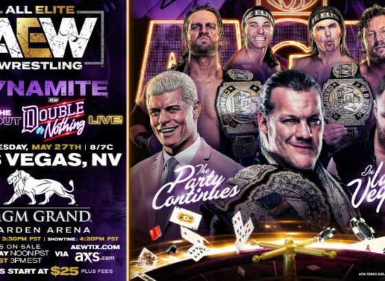 Post-Double Or Nothing Episode Of AEW Dynamite Also Taking Place In Las Vegas