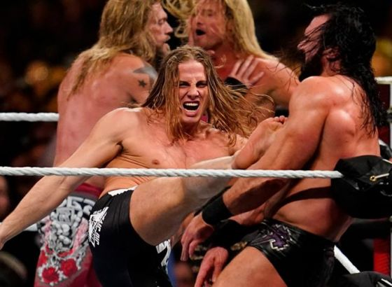 Report: Why WWE Changed Matt Riddle's In-Ring Name Revealed