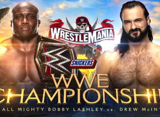 "Drew McIntyre ""Feels Bad"" For Everyone That Has To Follow He And Bobby Lashley At WrestleMania 37"