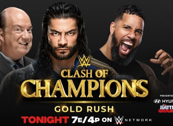 WWE Clash Of Champions 2020 Results