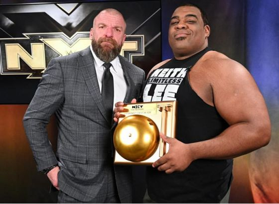 "Keith Lee Credits ""Passionate Roster, Inclusive Nature"" For NXT's Success"