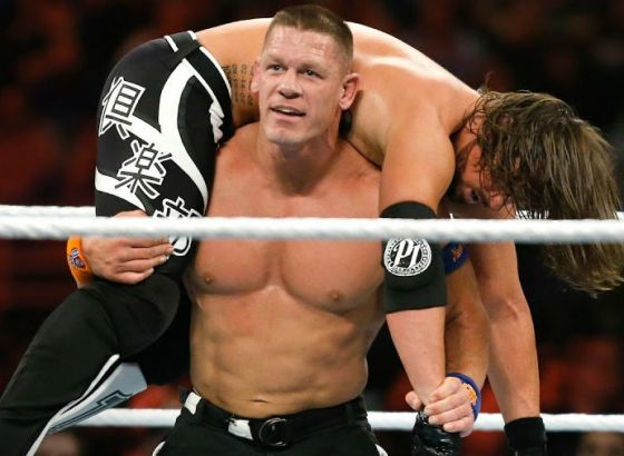Arn Anderson Claims John Cena Didn't Think WWE Needed AJ Styles