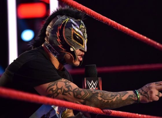Report: Rey Mysterio Staying With WWE, Turned Down AEW Offer