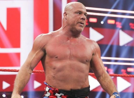 Kurt Angle Reveals Shaquille O'Neal Texted Him To Join AEW