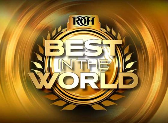 First Match Announced For ROH Best In The World