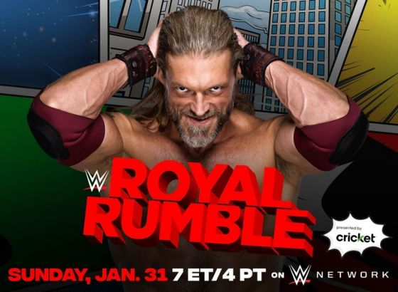 Edge Returns To WWE Raw, Declares For The Royal Rumble