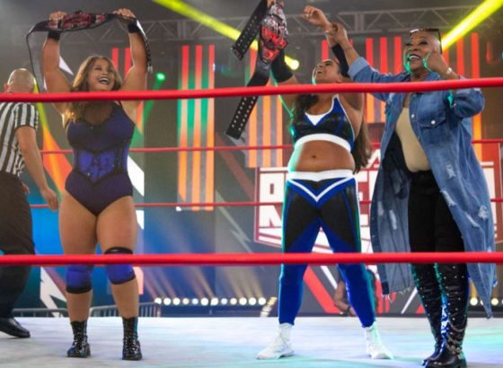 Jordynne Grace: A Knockouts Tag Team Title Match Against The IIconics Would Be Really Awesome