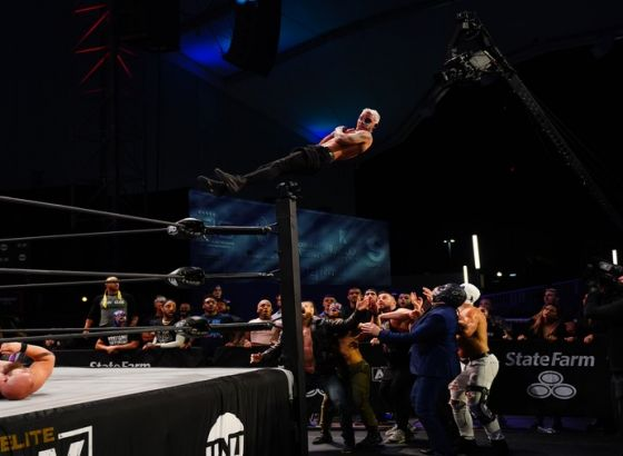 AEW's Darby Allin Not Anticipating A Long Career