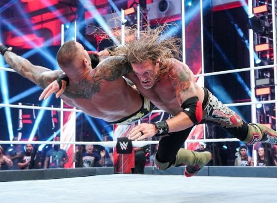 Edge Thought He Was Facing Randy Orton At WWE WrestleMania 37