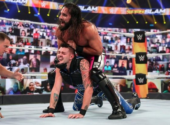 'Credit Where Credit Is Due' - Dominik Mysterio Thanks Seth Rollins For Helping His WWE Career