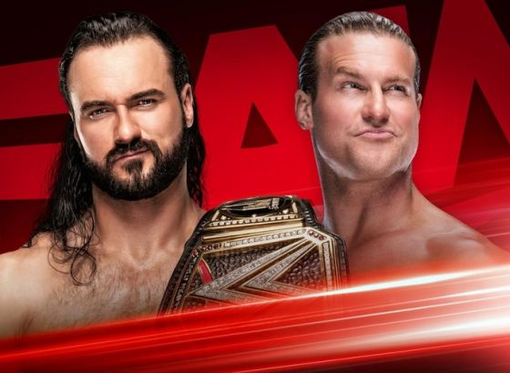 Drew McIntyre Vs. Dolph Ziggler On WWE Raw Now A Non-Title Match