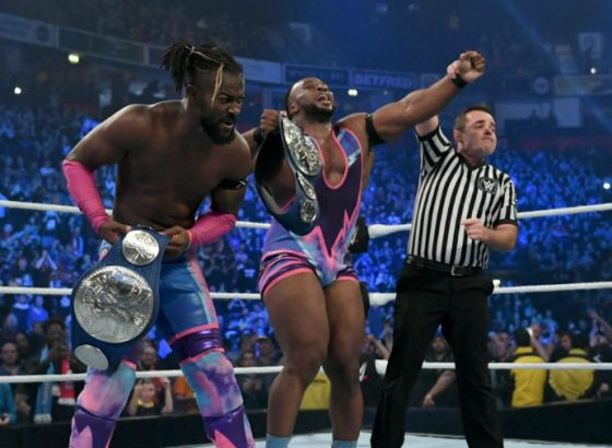 New Day Vs The Revival SmackDown Tag Team Title Match For WWE TLC Now A Ladder Match
