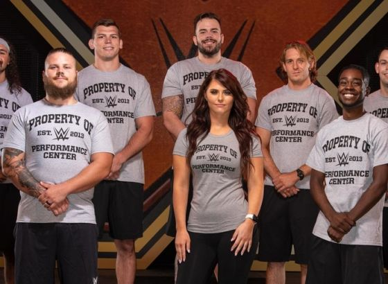 New WWE Recruits Report To The Performance Center