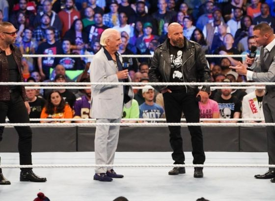 Ric Flair Recalls Partying With Evolution