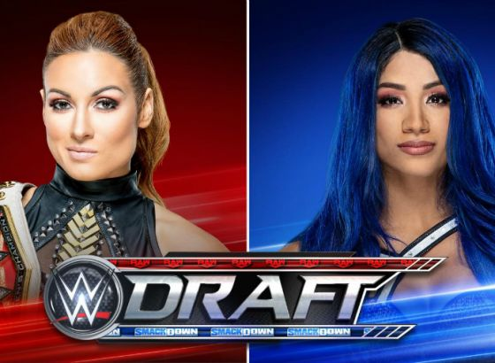 Becky Lynch To Face Sasha Banks On WWE Raw To Determine The Next Pick