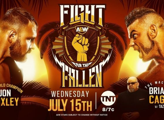 Jon Moxley Vs. Brian Cage Moved To AEW Fight For The Fallen 2020 On July 15