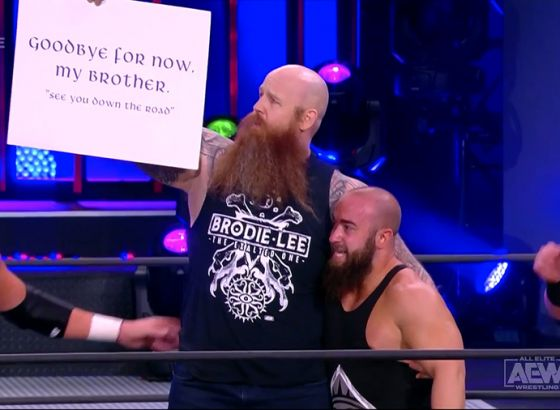Eric Rowan Willing To Shave Beard In Wrestling Storyline
