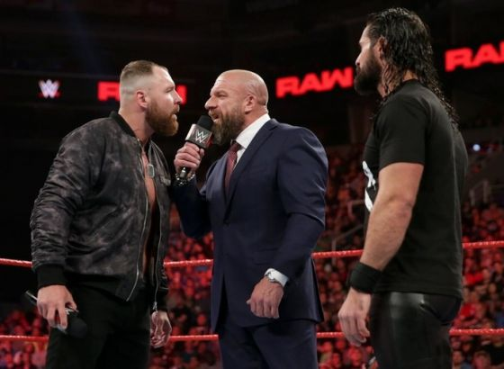 Renee Paquette Recalls Triple H's Offer To Help AEW's Jon Moxley After He Left WWE
