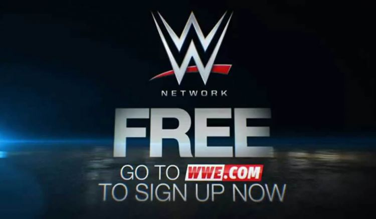 how to get wwe network for free