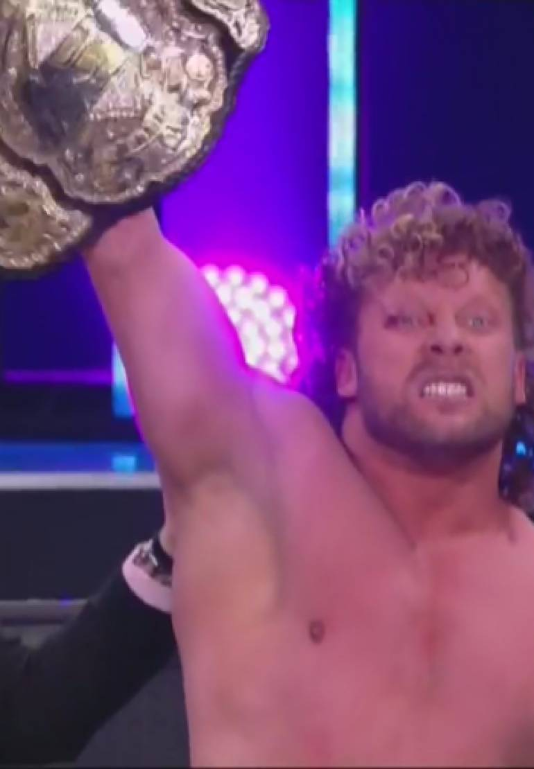 Impact Wrestling Confirms Kenny Omega's Appearance For Tuesday