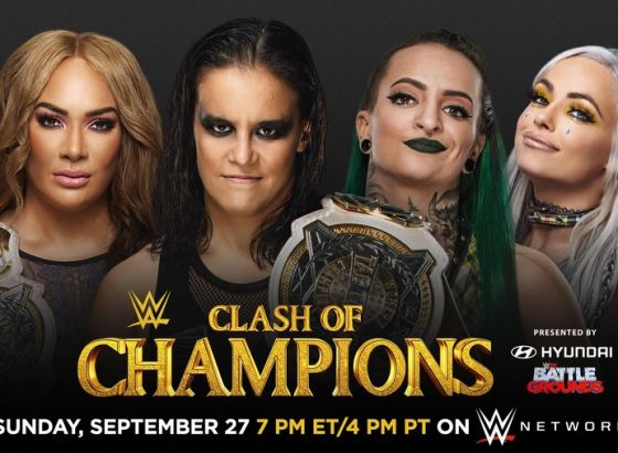 Update On The WWE Women's Tag Team Championship Match