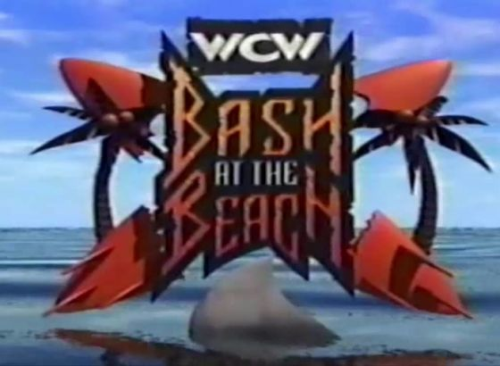 Quiz: Name The Wrestlers At WCW Bash At The Beach 1996