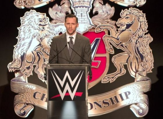 Report: Nigel McGuinness Furloughed By WWE