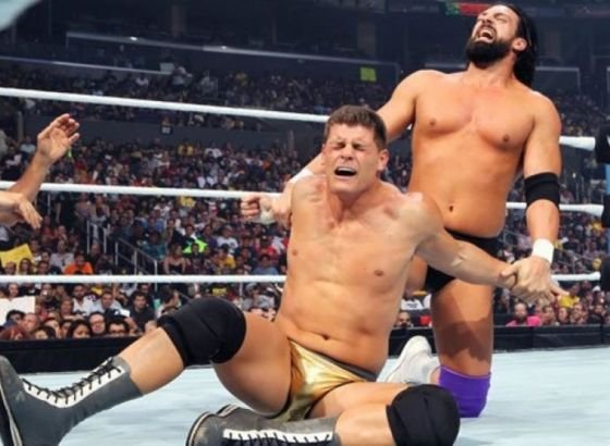 Damien Sandow Reveals Ditched Plans For WWE World Heavyweight Title Feud With Cody Rhodes