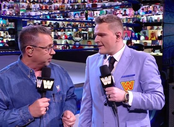 Pat McAfee Comments On Cancelled Vince McMahon Skit On WWE SmackDown Throwback