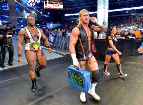 Dolph Ziggler Wants Big E To Have A Long Run With The WWE Money In The Bank Briefcase