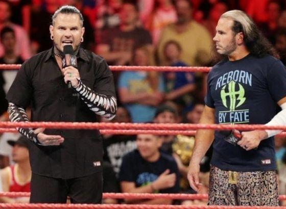 Matt Hardy Wants To End Wrestling Career In Tag-Team With Brother Jeff