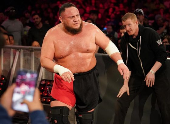 Christian Cage Surprised By Samoa Joe's WWE Release
