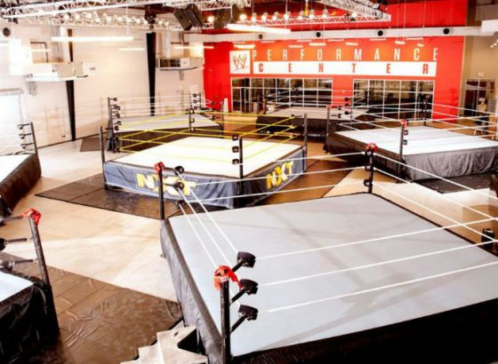 Report: WWE Performance Center Trainees Filed Formal Complaints About COVID-19 Protocols Not Being Followed