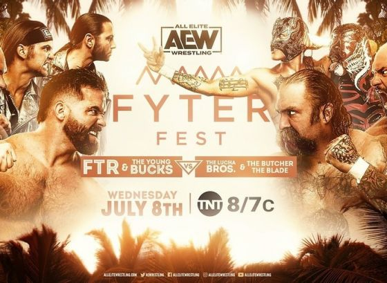 AEW Fyter Fest 2020 Night 2 Live Results