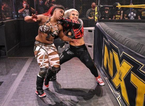 Toni Storm Turns Heel On WWE NXT