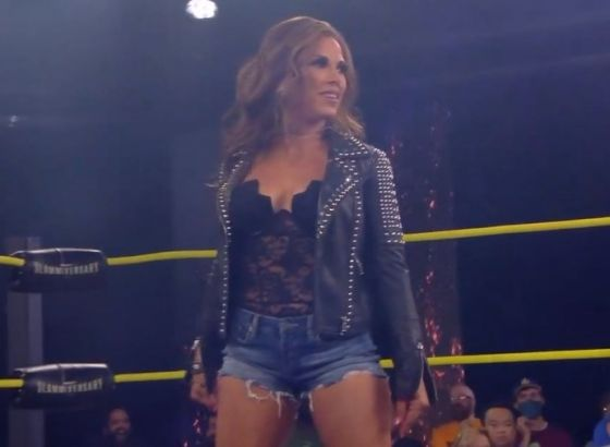 Mickie James To Appear On IMPACT This Week