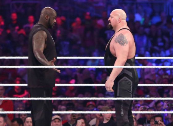 We're One Giant Step Closer To Shaquille O'Neal Vs. Paul Wight