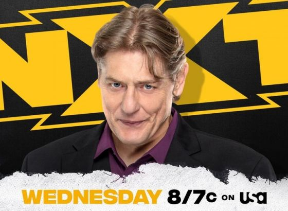 Report: Potential Spoilers For William Regal's Two WWE NXT Announcements