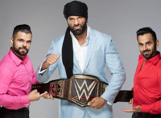 The Bollywood Boyz: We Thought We'd Work More When Jinder Mahal Was WWE Champion