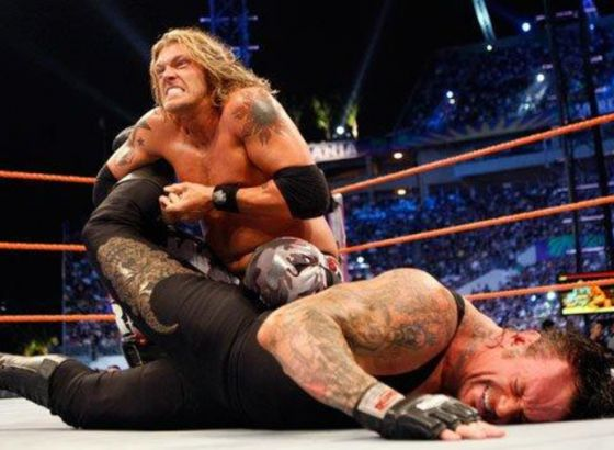 Michelle McCool Claims Edge Turned Down Ending The Undertaker's Streak