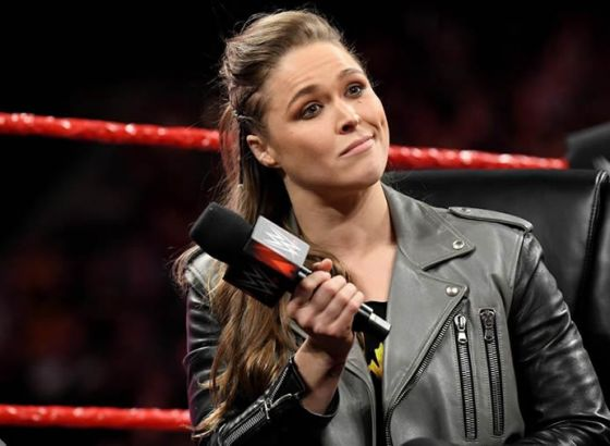 """Stephanie McMahon Says She's Hopeful Ronda Rousey """"Will Come Back Home To WWE"""""""