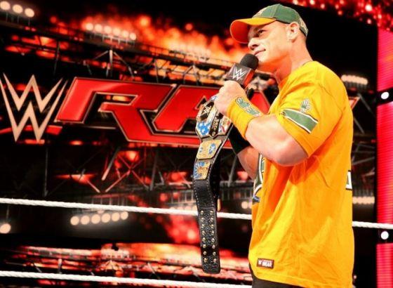 Quiz: Name John Cena's United States Championship Open Challenge Opponents