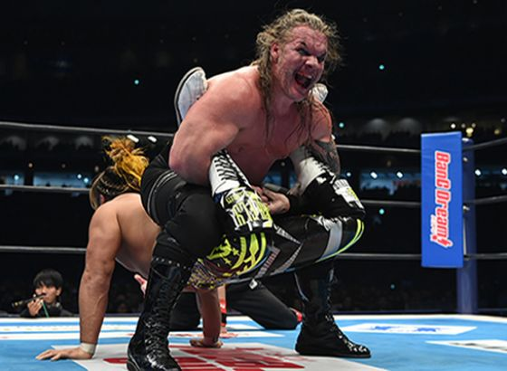 Chris Jericho Open To AEW-NJPW Invasion Angle, Opposed To Invading IMPACT Wrestling