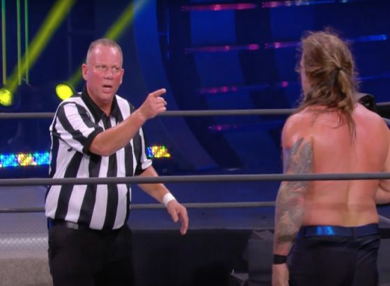Referee Mike Chioda Debuts In AEW